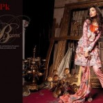 Latest Firdous Fashion Lawn Summer Complete Collection 2012 Volume 3-006
