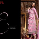 Latest Firdous Fashion Lawn Summer Complete Collection 2012 Volume 3-007