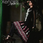Latest Formal Wear Collection For Women By Xenab's Atelier 2012-006