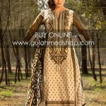 Latest Gul Ahmed Summer Lawn Prints 2012 Volume 2 020
