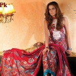 Latest Lawn Collection For Summer by Firdous CLoth Mills 2012-013