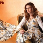 Latest Lawn Collection For Summer by Firdous CLoth Mills 2012-014