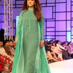 Latest Nomi Ansari Formal Wear Collection at FPW 2012-010