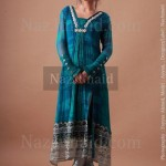 Latest Party Wear Dresses 2012 For Women by NazJunaid