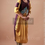 Latest Party Wear Dresses 2012 For Women by NazJunaid 3 150x150 local designer clothes for women