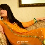Latest Samer Usama Summer Fashion Dresses 2012-005