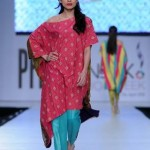 Latest Sania Maskatiya Dresses At Sunsilk Fashion Week 2012-013