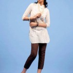 Latest Yellow Summer Collection For Women 2012-005