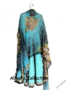 Lawn Suits Stitch 2012 By Aliyas Collection 3 223x300