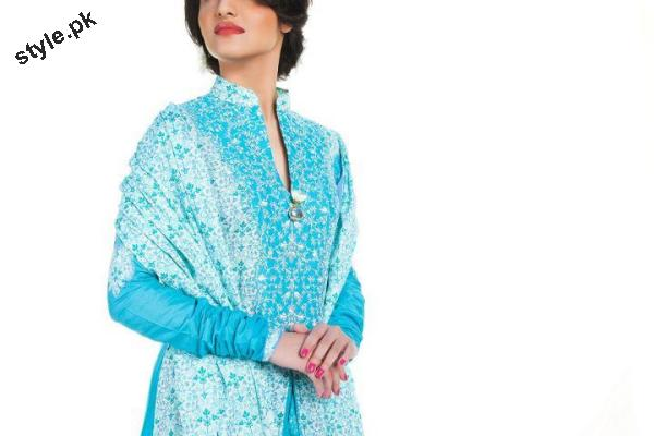 MauSummery by Huma Pure Collection 2012 For Summer 3 local designer clothes for women