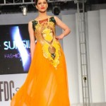Mohsin Ali Dresses At PFDC Sunsilk Fashion Week 2012, Day 1-005