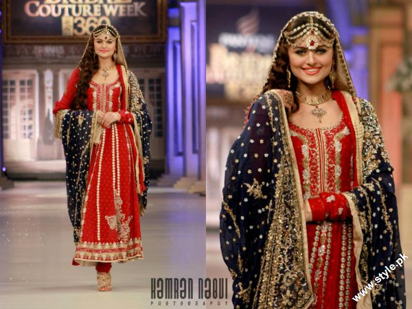 Pin By Ayesha Imran On New Arrival: Mona Imran Bridal Collection At Bridal Couture Week 2012 3