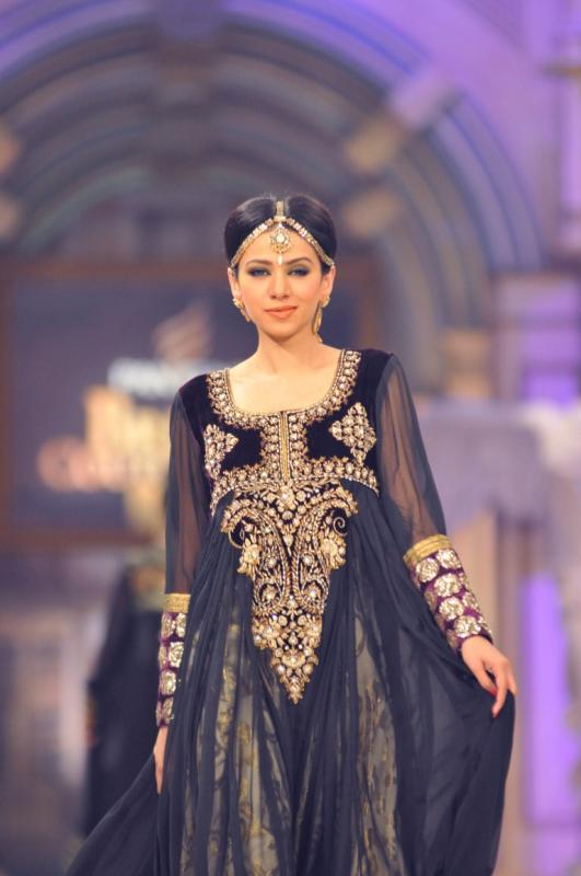 Pantene Bridal Couture Week 2012 Day 2 Bridal Dresses b fashion shows