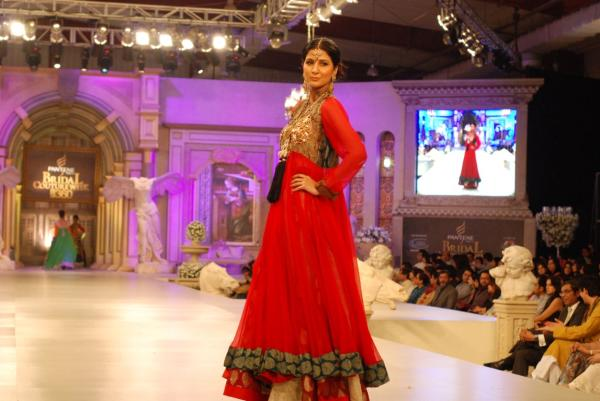 Pantene Bridal Couture Week 2012 Day 2 Bridal Dresses f fashion shows