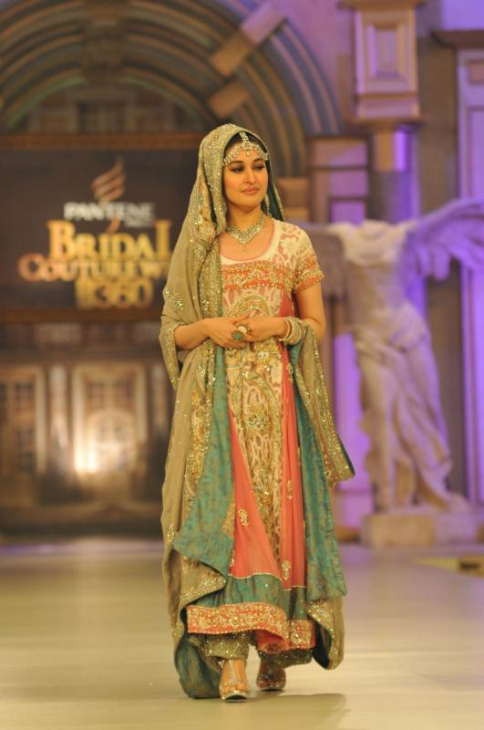 Pantene Bridal Couture Week 2012 Day 2 Bridal Dresses n fashion shows