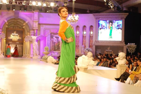 Pantene Bridal Couture Week 2012 Day 2 Bridal Dresses p fashion shows
