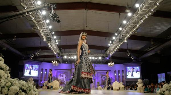 Pantene Bridal Couture Week 2012 Day 2 Bridal Dresses t fashion shows