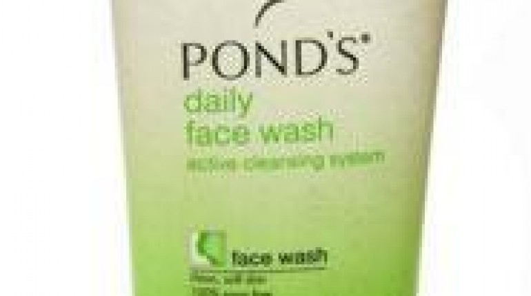 Ponds-face-wash