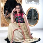 Preeto by Abrar-Ul-Haq Party Wear Dresses For Women 2012-007