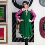 Preeto by Abrar-Ul-Haq Summer Party Dresses 2012-001