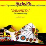 Reemah Beyg Sanorita Summer Collection For Women 2012-001