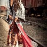 Sana Safinaz Lawn 2012 Dresses For Girls in Pakistan (1)
