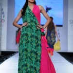 Sania Maskatiya At PFDC Sunsilk Fashion Week 2012, Day 4-005