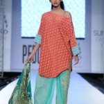 Sania Maskatiya At PFDC Sunsilk Fashion Week 2012, Day 4-007