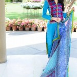 Shirin Hassan Latest Summer Dresses For Women 2012 009