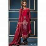 Subhata Embroidered Lawn dresses 2012 by Shariq Textiles (19)