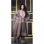 Subhata Embroidered Lawn dresses 2012 by Shariq Textiles (14)