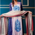 Subhata Embroidered Lawn dresses 2012 by Shariq Textiles (8)