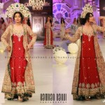 Tabassum Mughal Bridal Collection at Bridal Couture Week 2012 1