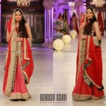 Tabassum Mughal Bridal Collection at Bridal Couture Week 2012 3