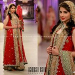 Tabassum Mughal Bridal Collection at Bridal Couture Week 2012 4