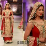 Tabassum Mughal Bridal Collection at Bridal Couture Week 2012 5