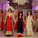 Tabassum Mughal Bridal Collection at Bridal Couture Week 2012 6