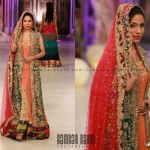 Tabassum Mughal Bridal Collection at Bridal Couture Week 2012 7