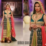 Tabassum Mughal Bridal Collection at Bridal Couture Week 2012 8