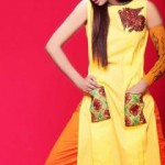 Teena by Hina Butt latest Summer Fashion Dresses 2012-003