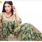 Warda Designer Collection Lawn Collection For Summer 2012-008