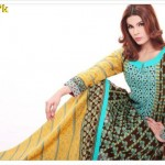 Warda Designer Collection Lawn Collection For Summer 2012-010