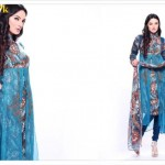 Warda Designer Collection New Lawn Prints For Summer 2012-001