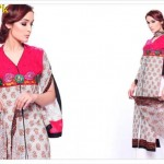Warda Designer Collection New Lawn Prints For Summer 2012-002