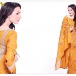 Warda Designer Collection New Lawn Prints For Summer 2012-005