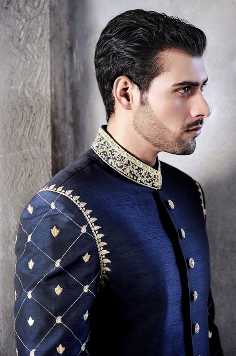 amir adnan sherwani 0111 new fashion men wear