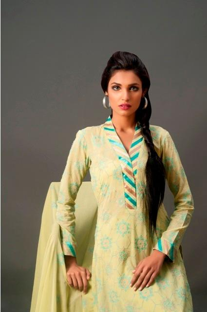 IMAGE lawn for women summer 2012 collection (4)
