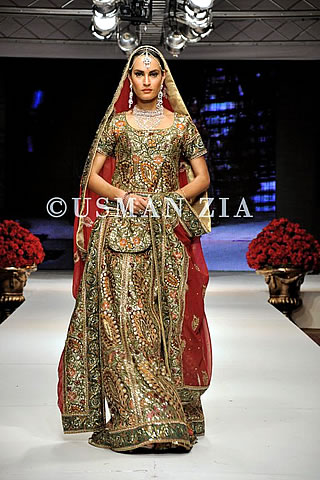 Rehana Saigol Collection at Islamabad Fashion Week 2012 01