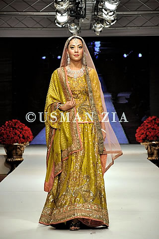 Rehana Saigol Collection at Islamabad Fashion Week 2012  02