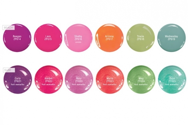 Zoya Beach & Surf Summer 2012 Nail Polish Collection  _02